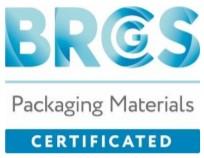 BRCGS Certificate
